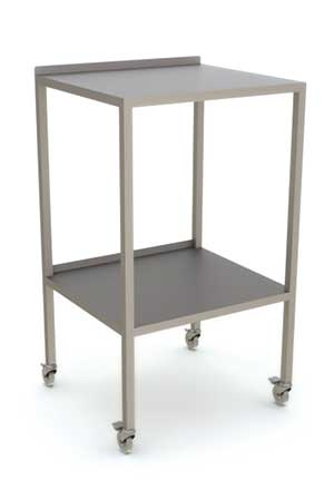 High Speed Oven Stacking Trolley