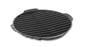 Rounded Grill Tray