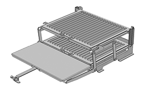 Panini Press installation kit eikon® e4/e4s