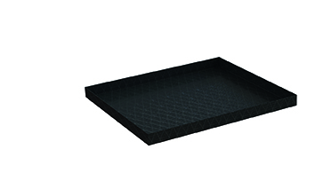 Solid Base Tray, full size