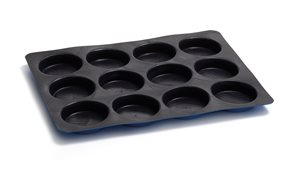 12 x non-stick mould